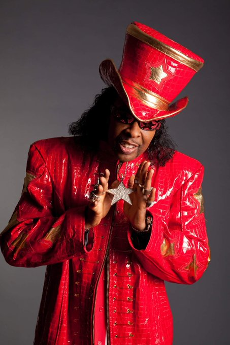 "William ""Bootsy\"" Collins Birth 1951.10.26 ~ Happy Birthday"