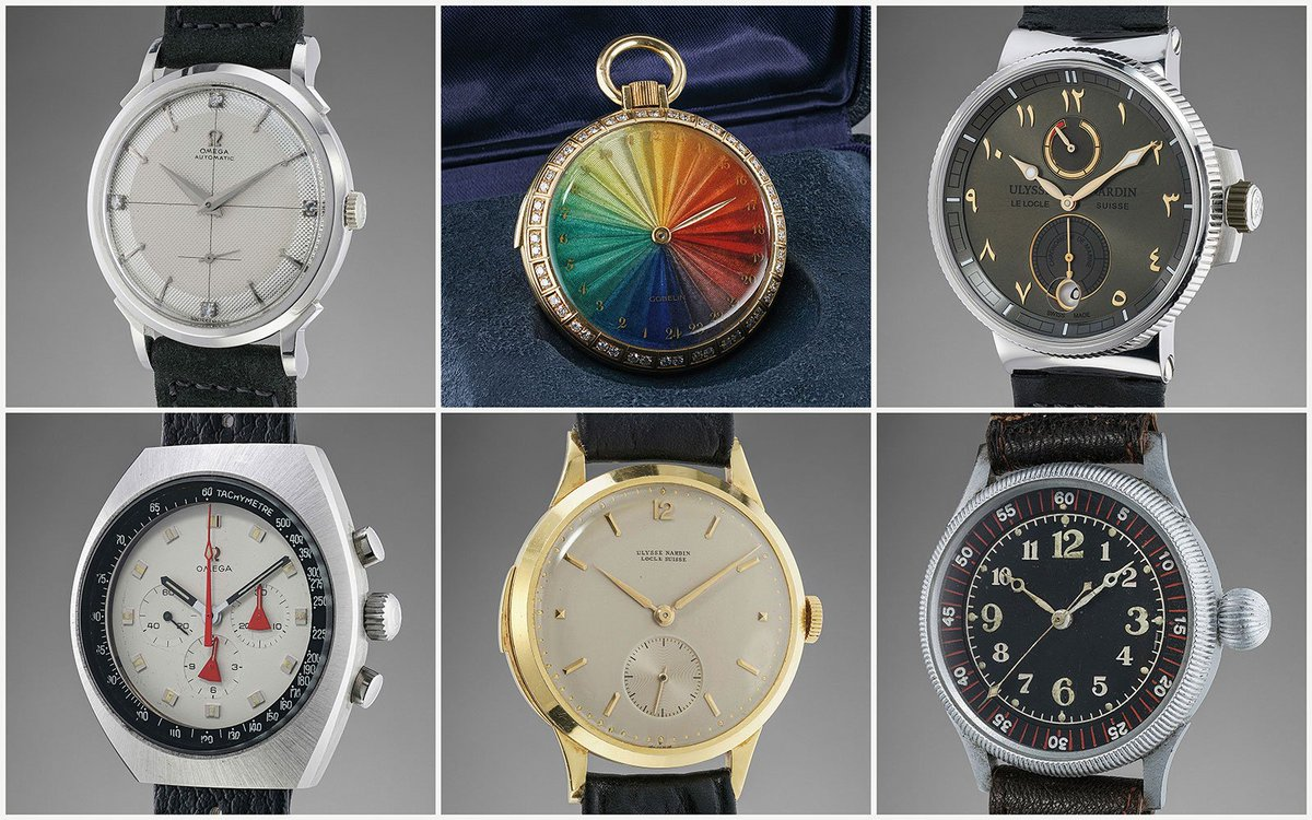 Sjx Watches On Twitter A Roundup Of Unusual Watches At