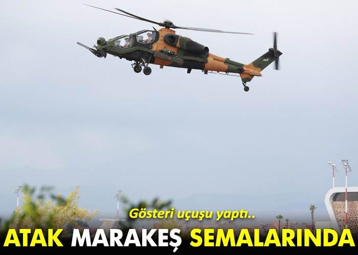 مروحيه ATAK T-129 العسكرية التركية المتطورة تغري القوات الملكية الجوية المغربية Dqb40RLWkAAVDGs