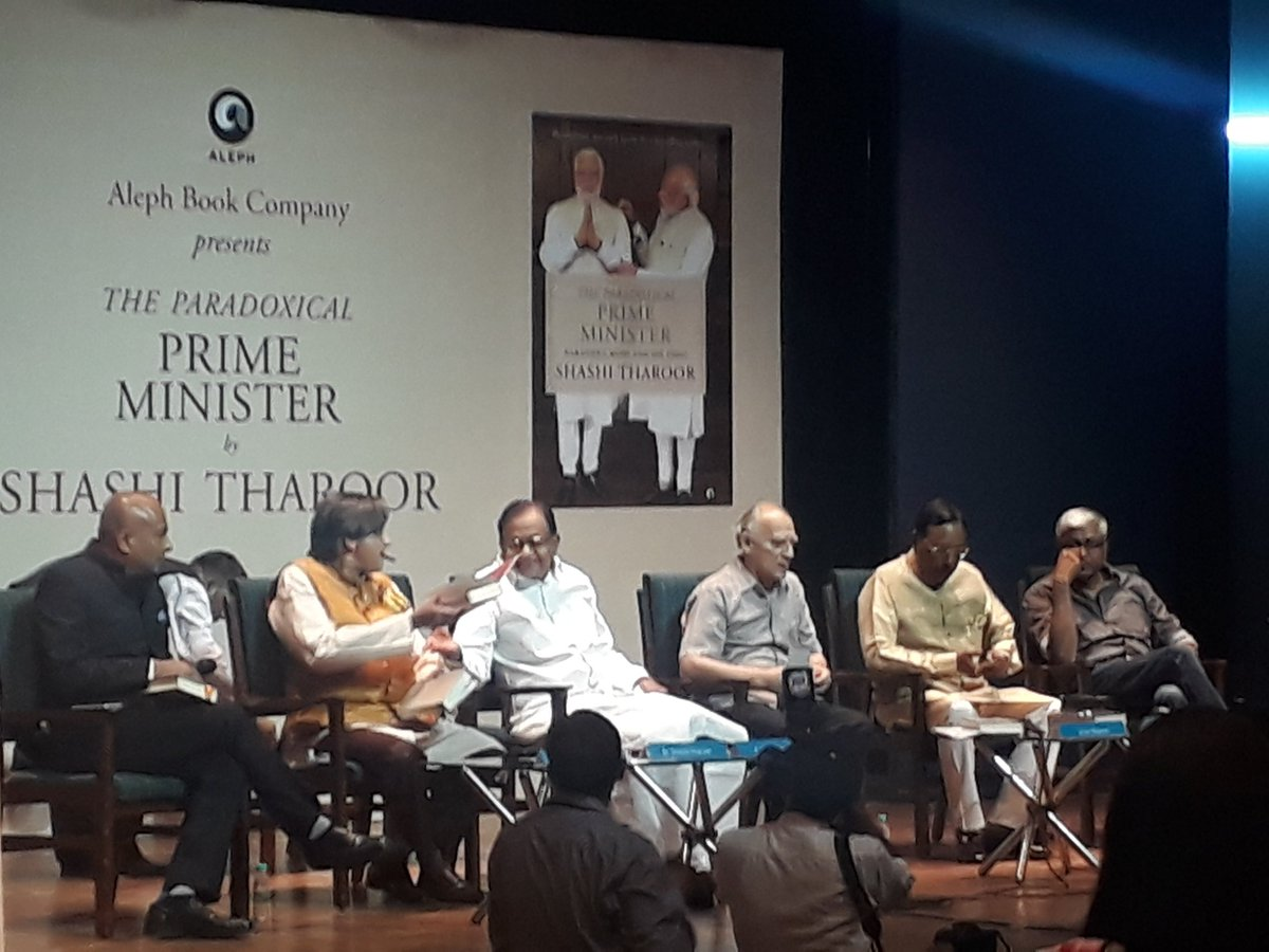 Shemin On Twitter The Launch Of Shashitharoor S The