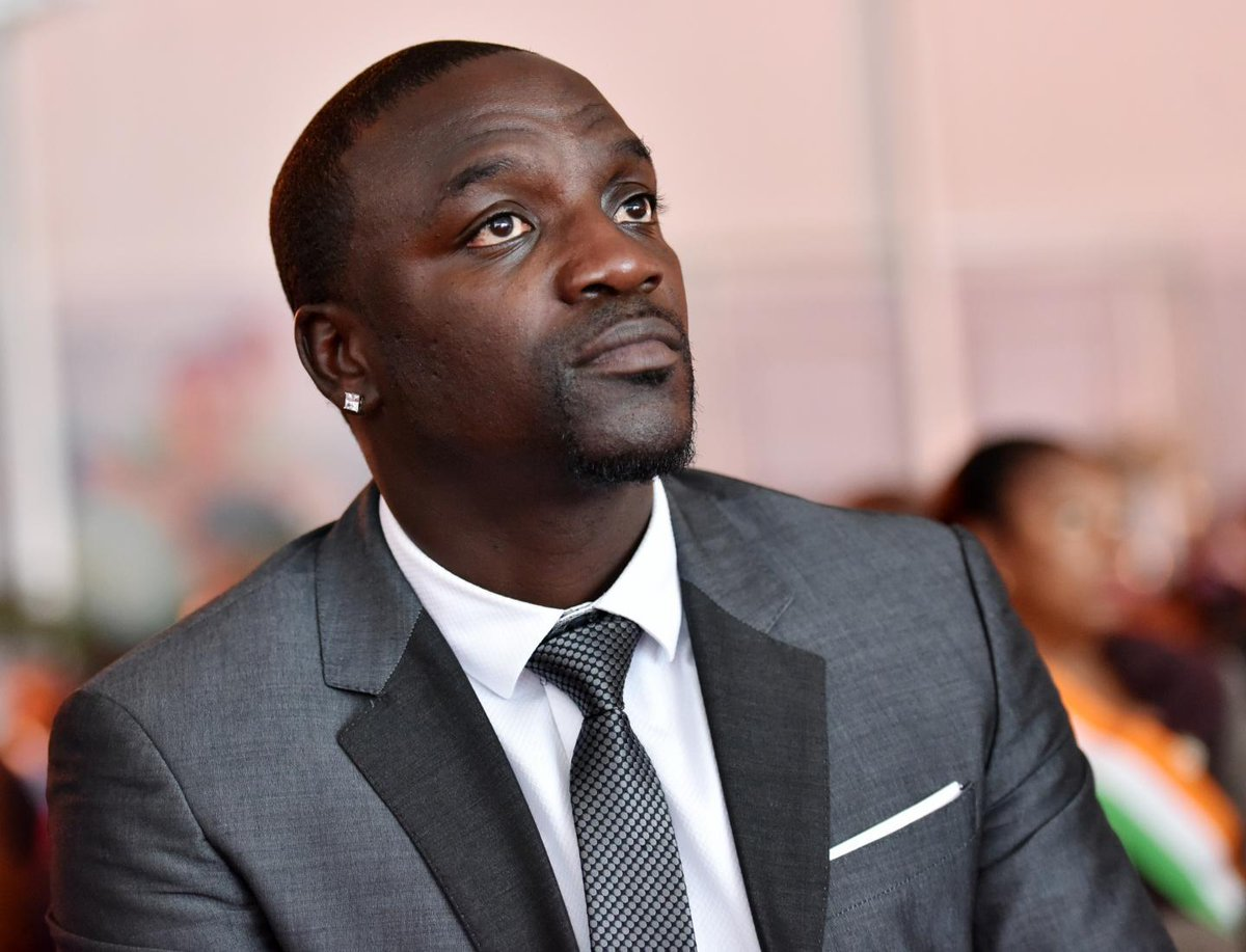 .@Akon is 'very seriously' considering taking on Trump in 2020 presidential race  https://t.co/bCsNcP6EOn