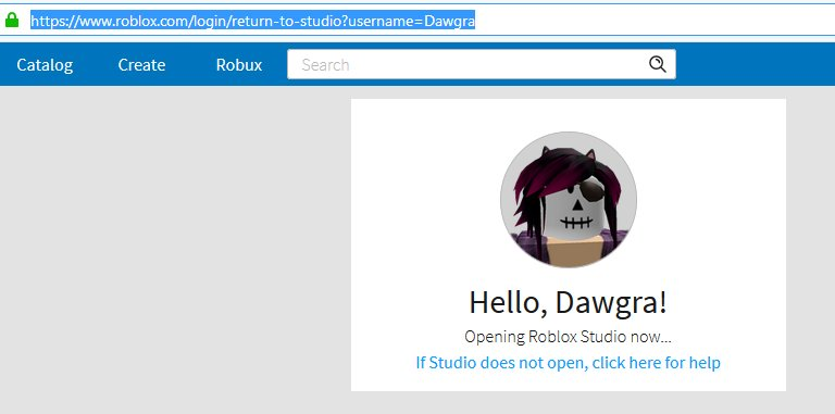 Dogutsune On Twitter Mini Psa If Roblox Studio Mod Manager