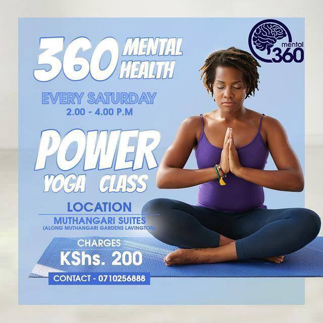 Mental 360 On Twitter Yoga Is Good For Your Mental Health Join Us To Unwindwithimpact