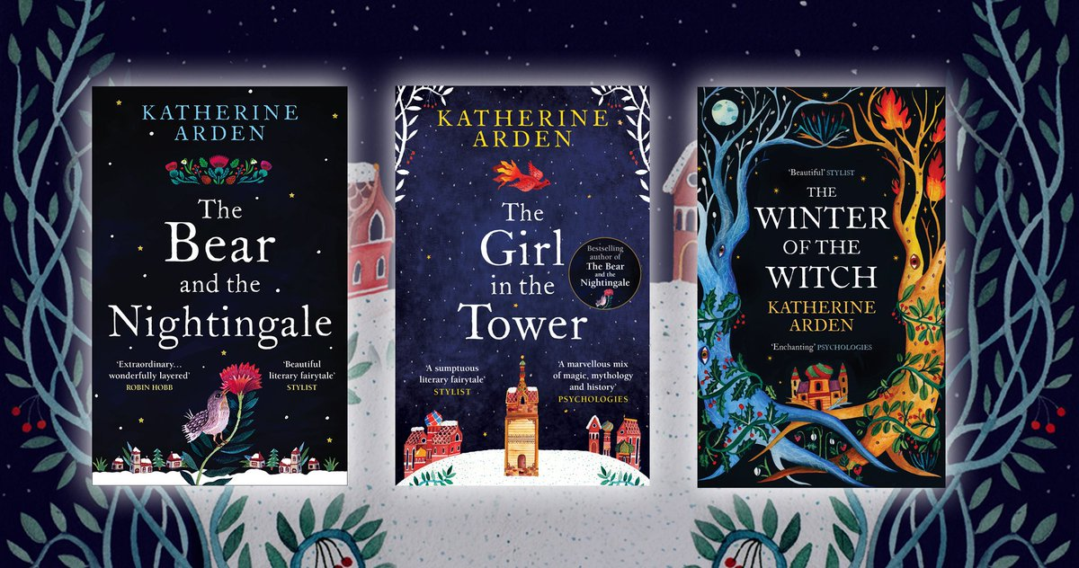 The last book in @arden_katherine's magical and enchanting #WinternightTrilogy is out in just two weeks! #TheWinterOfTheWitch Pre-order it here:  http:// bit.ly/WinterOfTheWit ch   … <br>http://pic.twitter.com/j9boZdu9UC