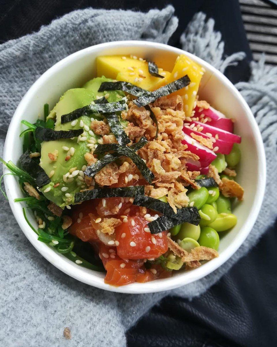Just Eat Ireland On Twitter Autumnal Poke Bowls From Maki