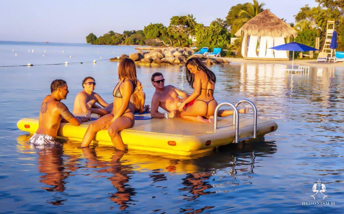 Margaritaville Resort Nudist Hotel
