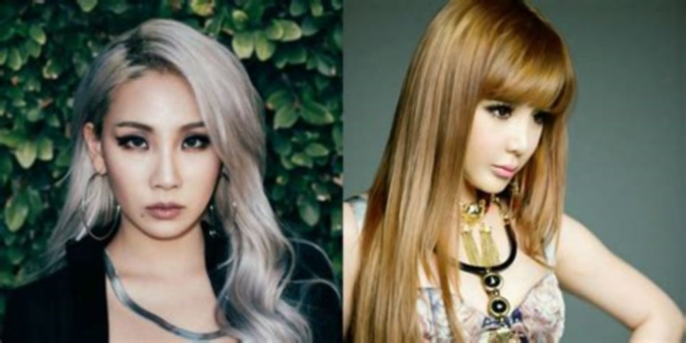 Park Bom cheers on her former 2NE1 groupmate CL's collab with The Black Eyed Peas https://www.allkpop.com/article/2018/10/park-bom-cheers-on-her-former-2ne1-groupmate-cls-collab-with-the-black-eyed-peas…