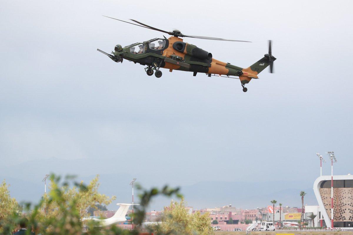 مروحيه ATAK T-129 العسكرية التركية المتطورة تغري القوات الملكية الجوية المغربية DqbyUEUXgAAMzU4