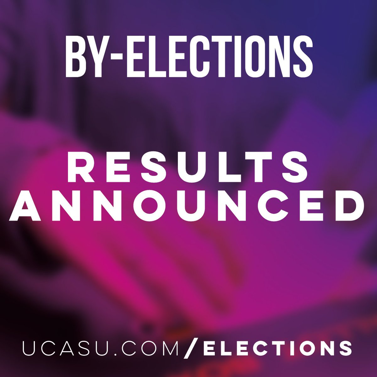 test Twitter Media - BY-ELECTION RESULTS ARE IN!  Head over to our website to view the full results at https://t.co/QthZREpW0h https://t.co/hlGghuYma0