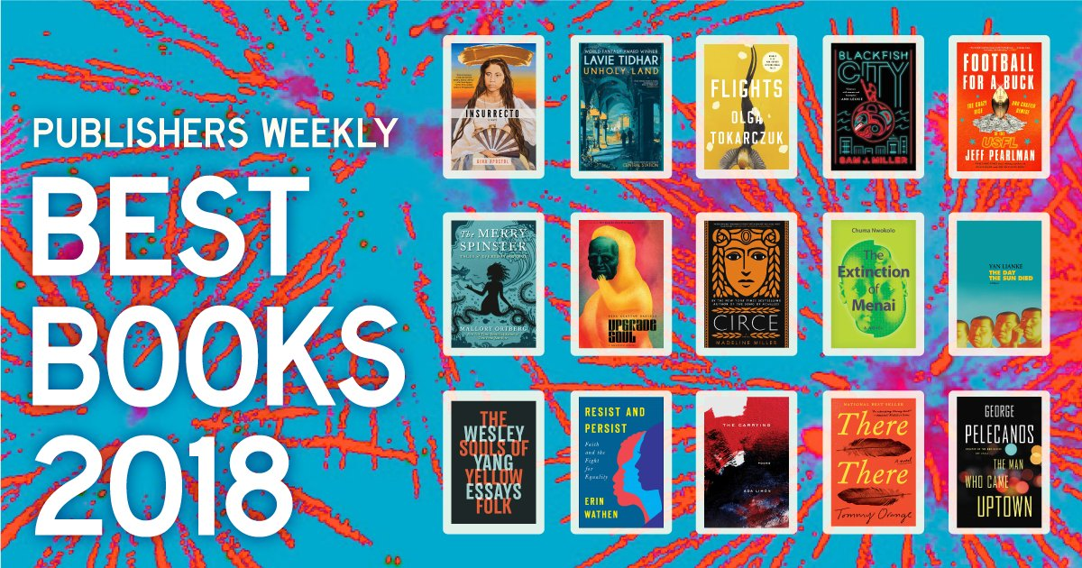Publishers Weekly on Twitter: