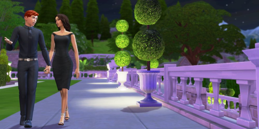 De Sims 4 online dating mod