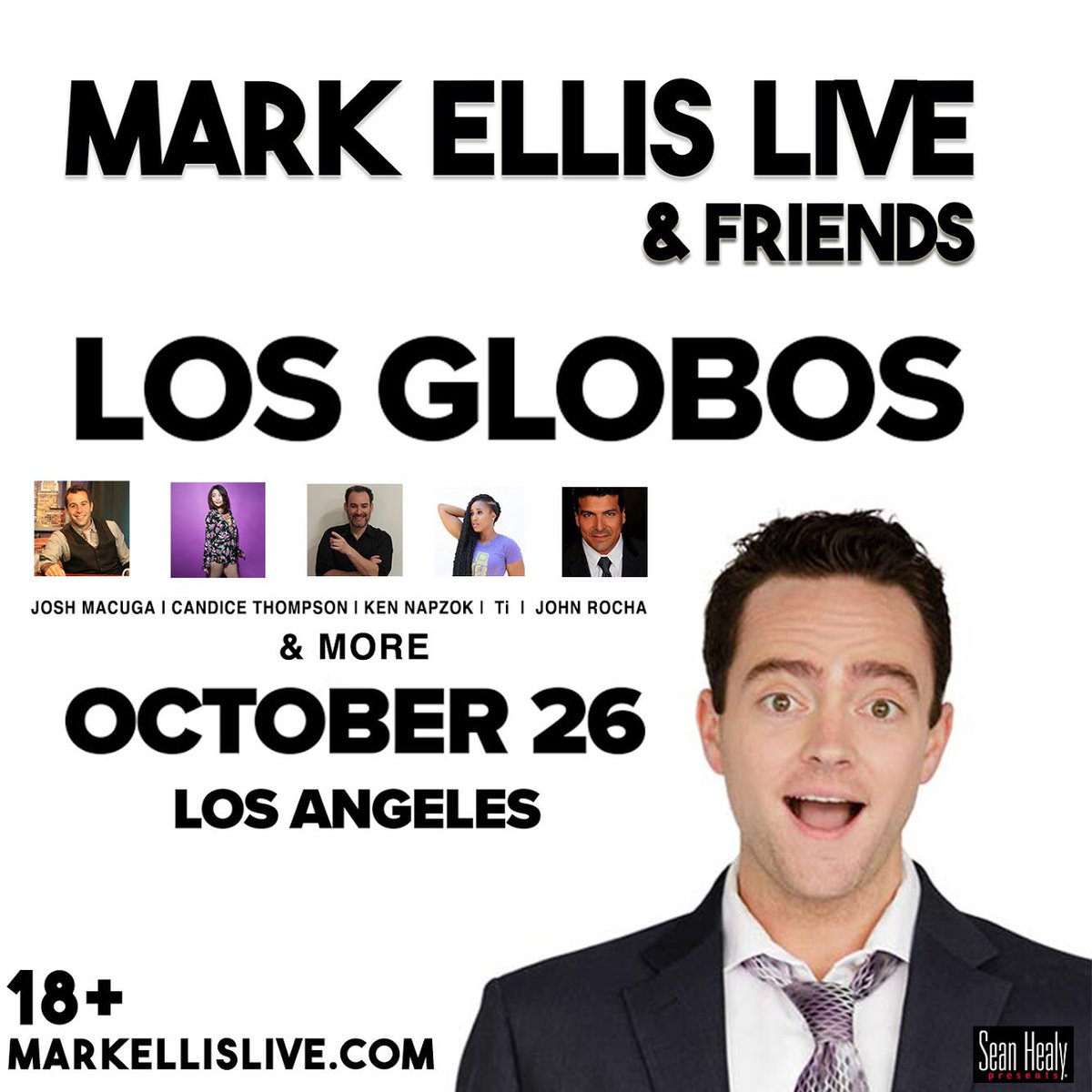 Mark Ellis On Twitter Tonight Its Finally Here Lamy Big Stand I Suit Up How To Wear A Tie Show Starts At 8pm In Hollywood And Will Feature Great Comics Giveaways Me