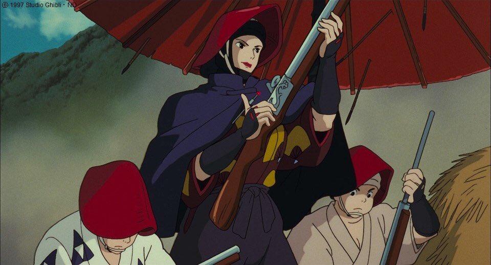 映画『もののけ姫』