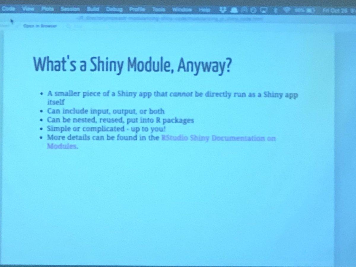 Shiny Code