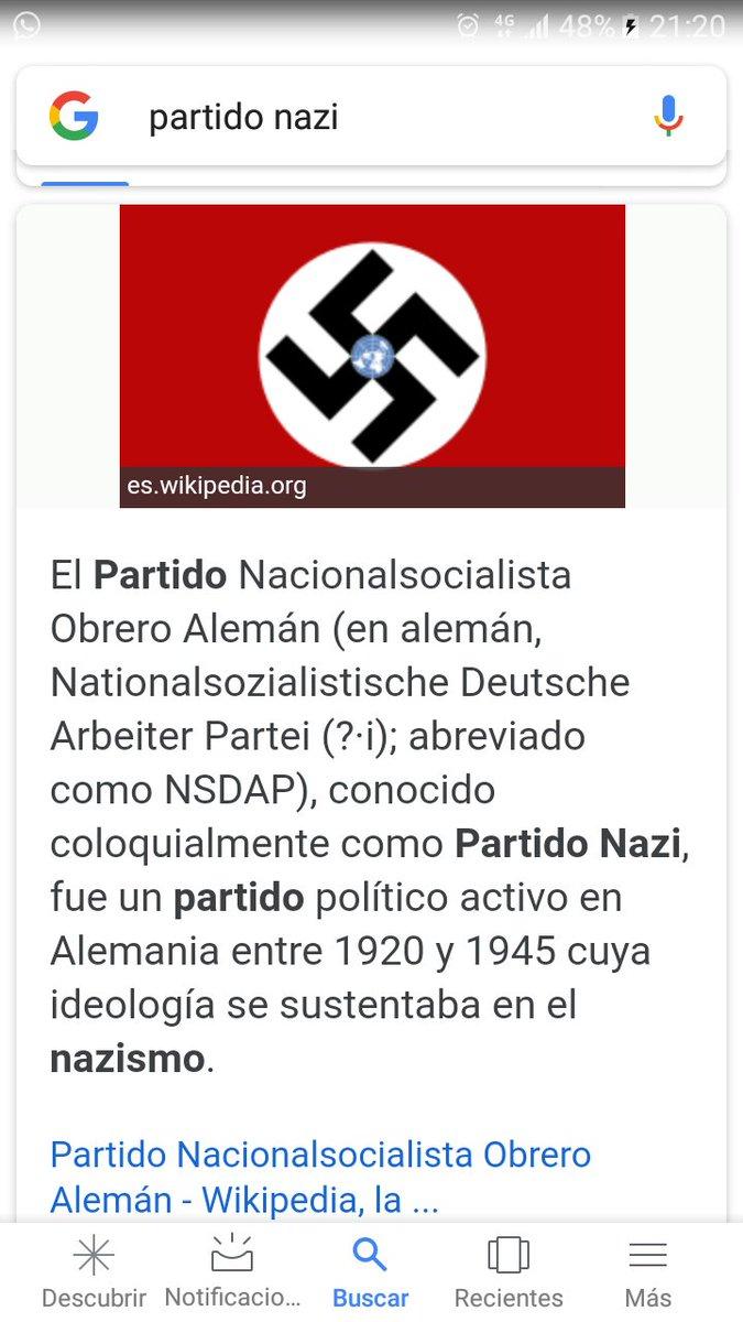 Resultado de imagen para hitler era socialista wikipedia