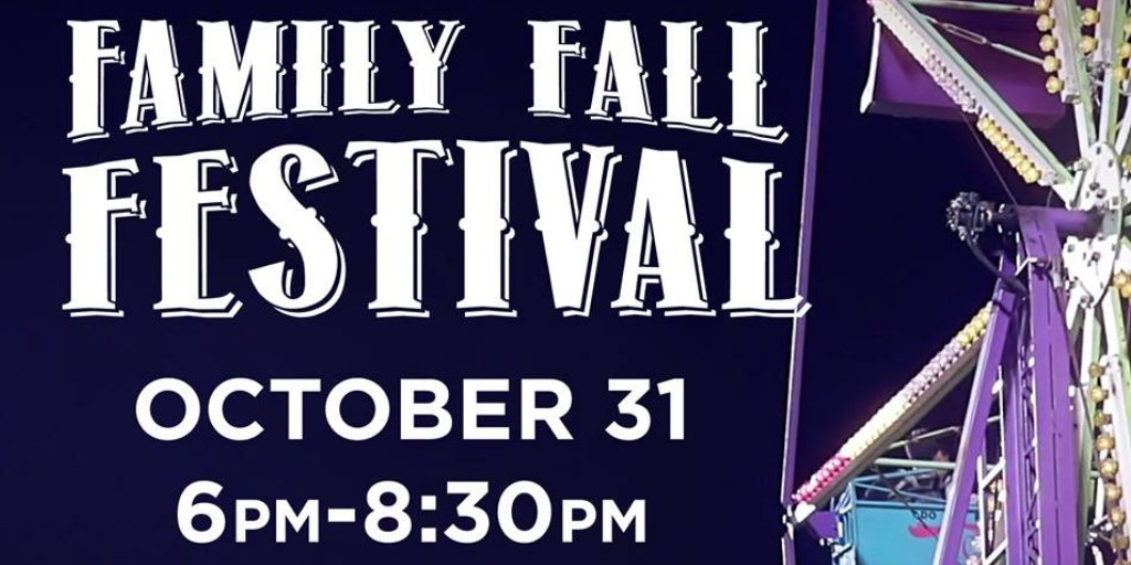 RETWEET Free Family Fall Festival in McDonough! 🎡🎟️