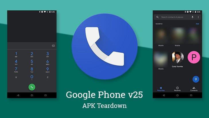 الوضع الليلي Dark mode لقوقل فون Google phone للتحميل Apk الرابط