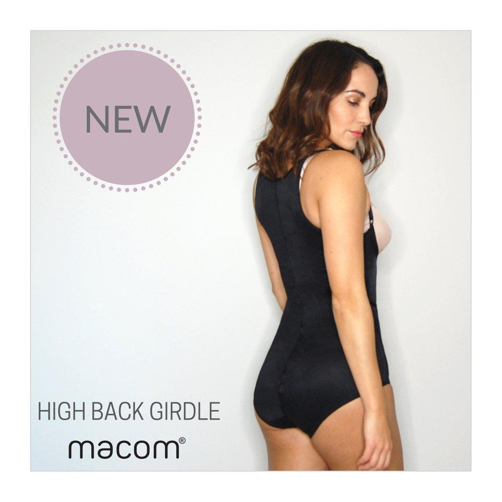 6c365ec04  macom  macomgarments  compressiongarments  mymacom  girdle  highbackgirdle   bestshapewear  shape  shapewear  postsurgery  beauty  body ...
