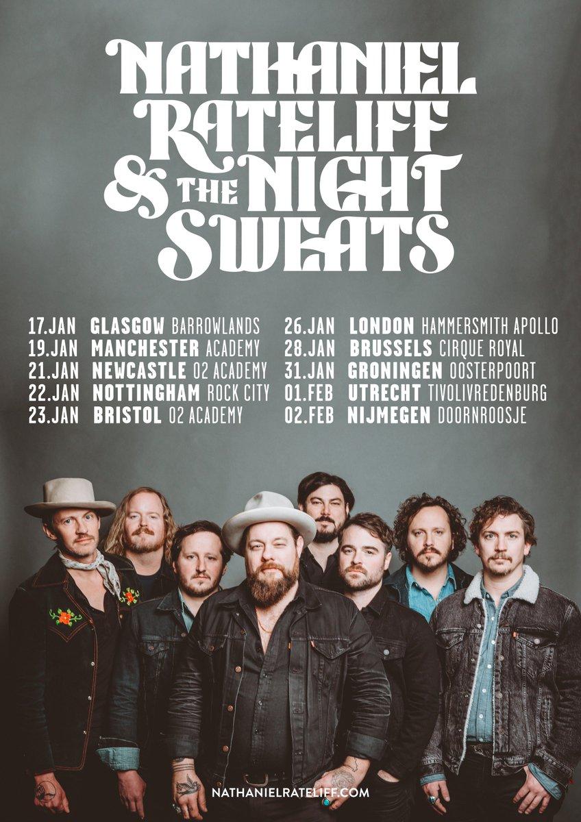 Nathaniel Rateliff Tour Tickets | Joshymomo org