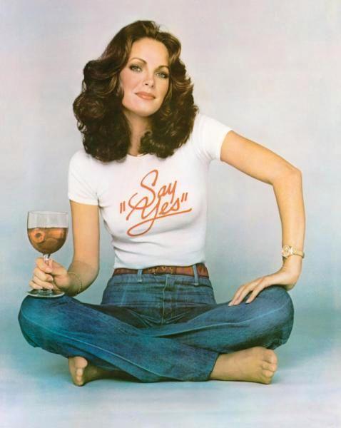 Happy birthday to Jaclyn Smith. Photo c.1976.