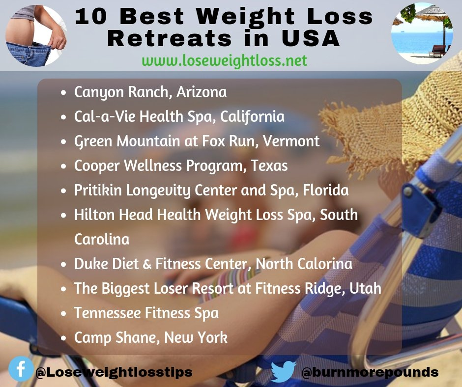 vt weight loss camps