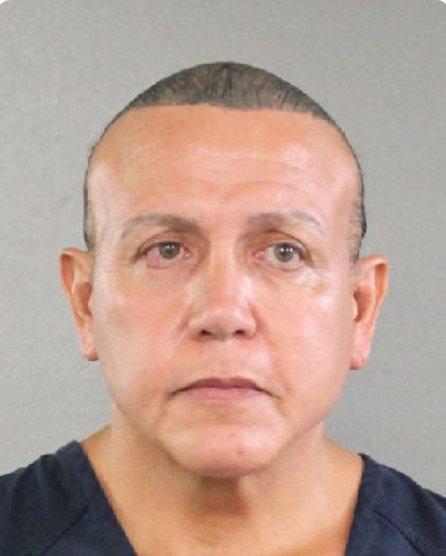 Keem On Twitter Photo Of Suspect Bomber Cesar Sayoc Jr Dude