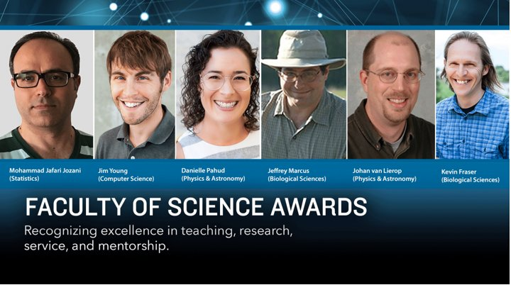 Umanitoba Science On Twitter 2018 Faculty Of Science Awards Recognizing Exemplary Faculty Members Umanitoba For Their Excellence In Teaching Research Service And Mentorship Umanitoba Https T Co 4enmkv6mvz Https T Co Wbmd7xmwao