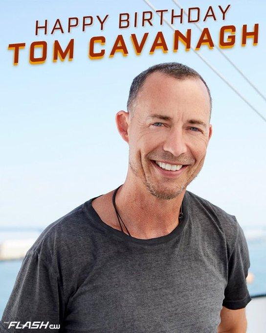 Happy birthday to Tom Cavanagh!!