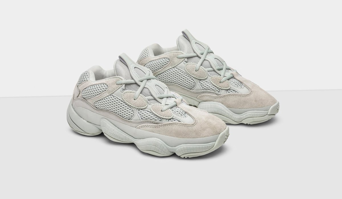 adidas expand on the Yeezy 500 with the