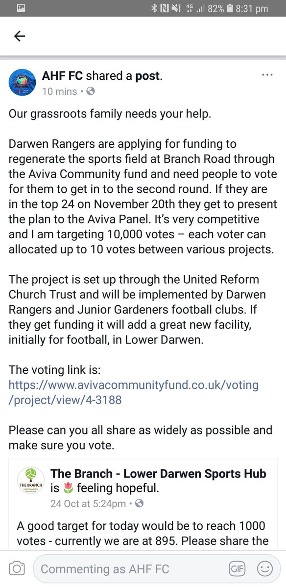 Target Benefit Hub >> Ahf Fc On Twitter Our Grassroots Family Needs Your Help Please
