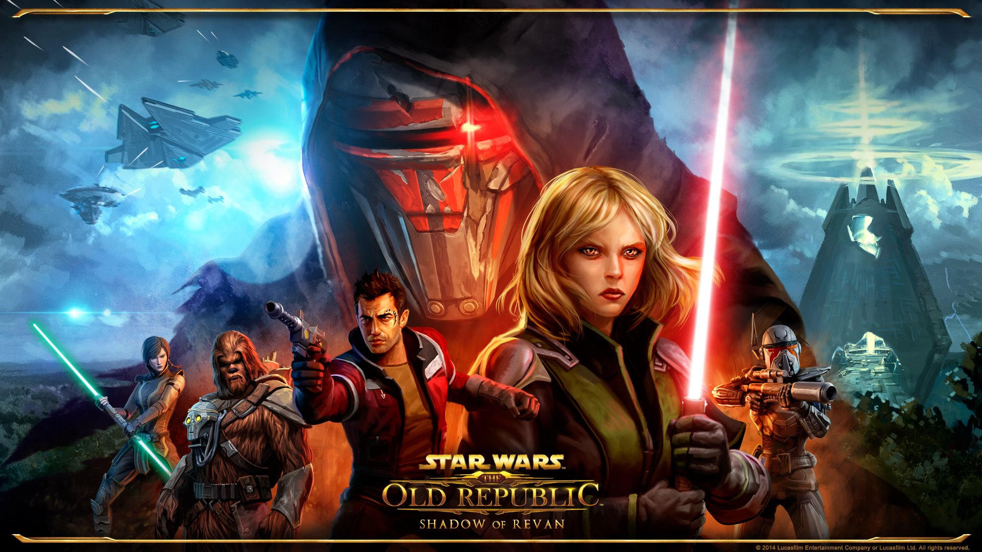 The Old Republic on Twitter: