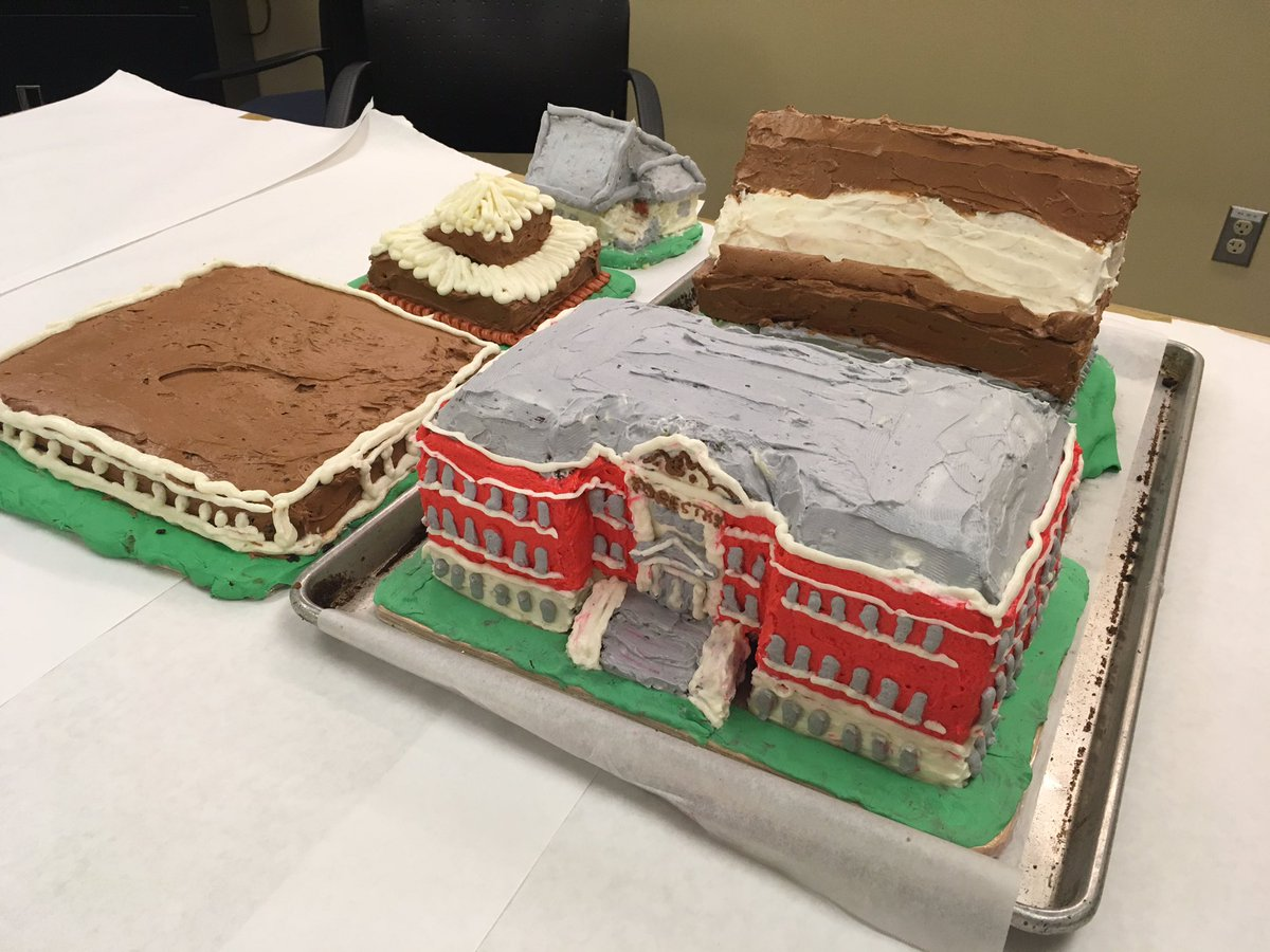 What our colleagues are cooking up today at OSU Corvallis campus. Save a slice for #bendbeavs! #OSU150