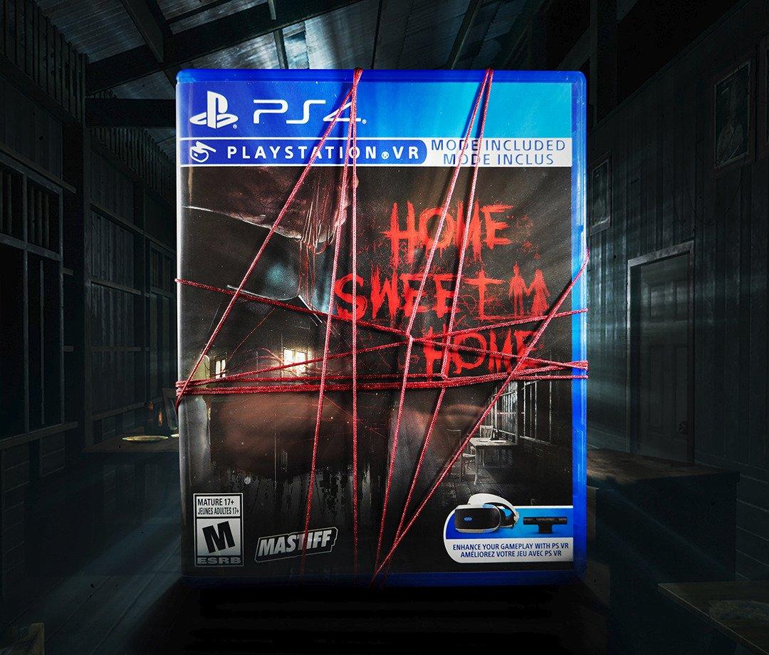 Home Sweet Home Sweethomehorror Twitter