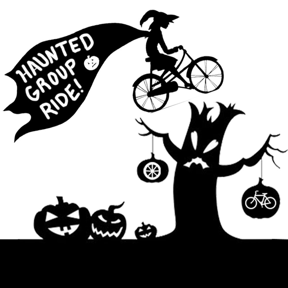 Contender Bicycles On Twitter Combine Halloween With Bikes And You