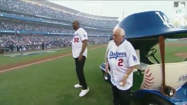 Queer Fancystats On Twitter Lasorda Was The Dodgers Manager When Glenn Burke Was Traded To Oakland Burke And Lasorda S Son Were Close Friends Tommy Lasorda Jr Later Died From Aids His