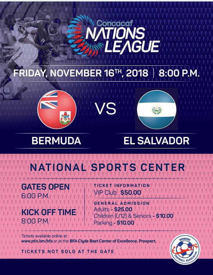 Liga de Naciones CONCACAF y Eliminatorias a Copa Oro 2019 [16 de noviembre del 2018 - Bermudas] DqeemJ2WkAA7u7-