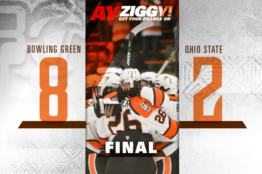 c22584f80a5 Max Johnson scores a hat trick in a historical night for the Falcons! We  finish the series tomorrow night at the Madhouse