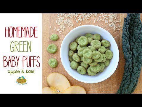 Baby Puffs with kale and apple - baby food recipe +6M https://t.co/Fbho8csOT7 https://t.co/5sCVUkeUUR