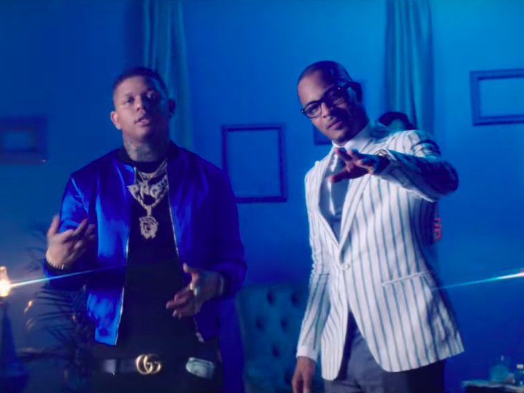 New Video: Yella Beezy Feat. @2chainz, @Tip, @Jeezy & More 'That's On Me (Remix)' https://t.co/gVOvrF9btn https://t.co/4FsjYdY9r1