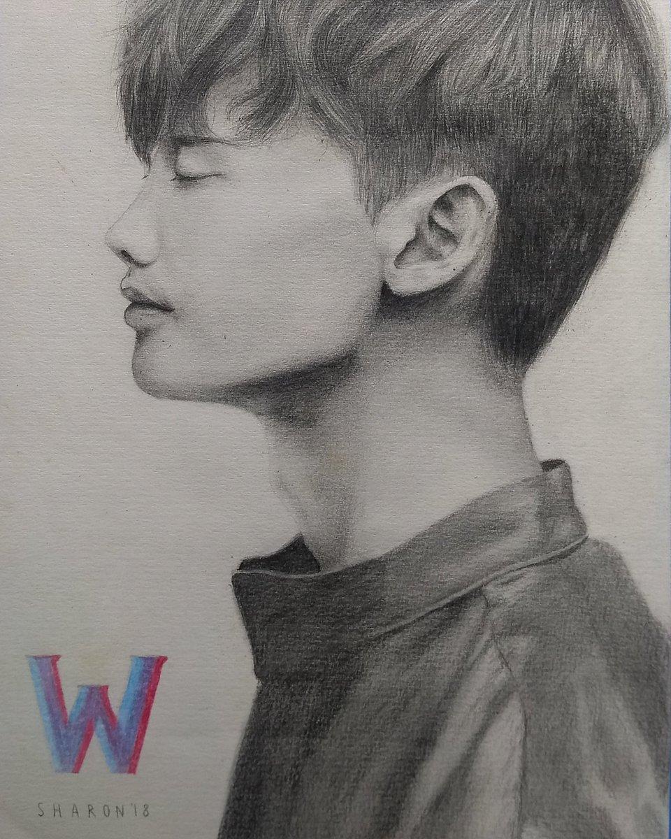 Leejongsuk jongsuk korea kdrama young artists help youngartist drawing art draw artistic artistic unity realistic