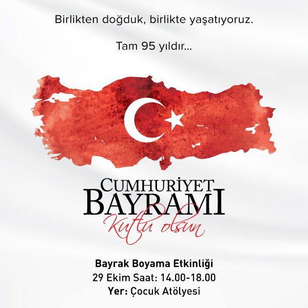 Forum Erzurum على تويتر Cumhuriyet Bayrami Coskusunu Hep
