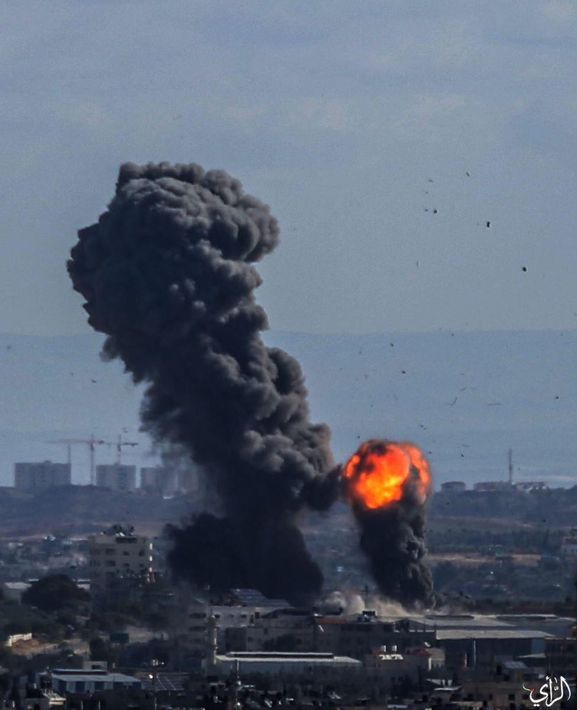 Hey world, we're getting bombed by israel.