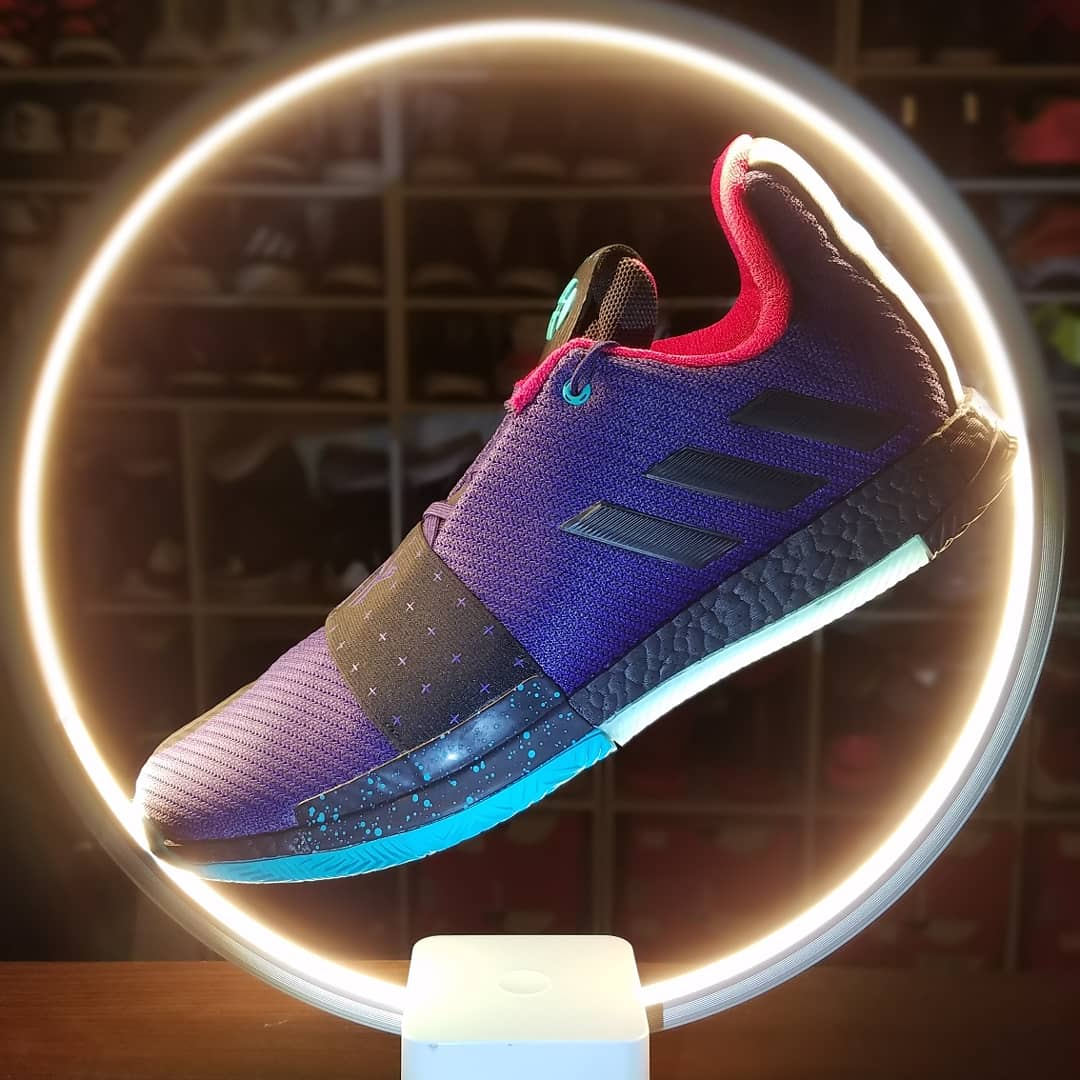 ec0334ee2ac Harden Vol 3. These are sick in person. Get well soon @jharden13  #adidashoops #adidas #basketball #weartesters #nightwing2303  #nightwingknows ...