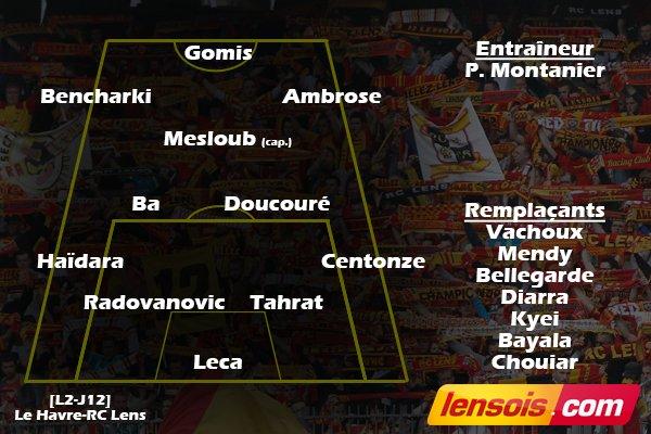 [Ligue 2 - J12] Le Havre - RC Lens Dqg0HtZWsAMI0gl