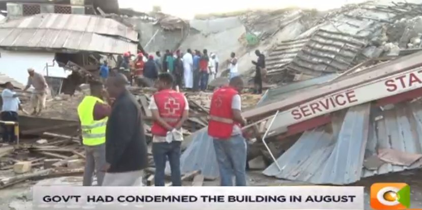 Malindi rescue operations search for missing persons