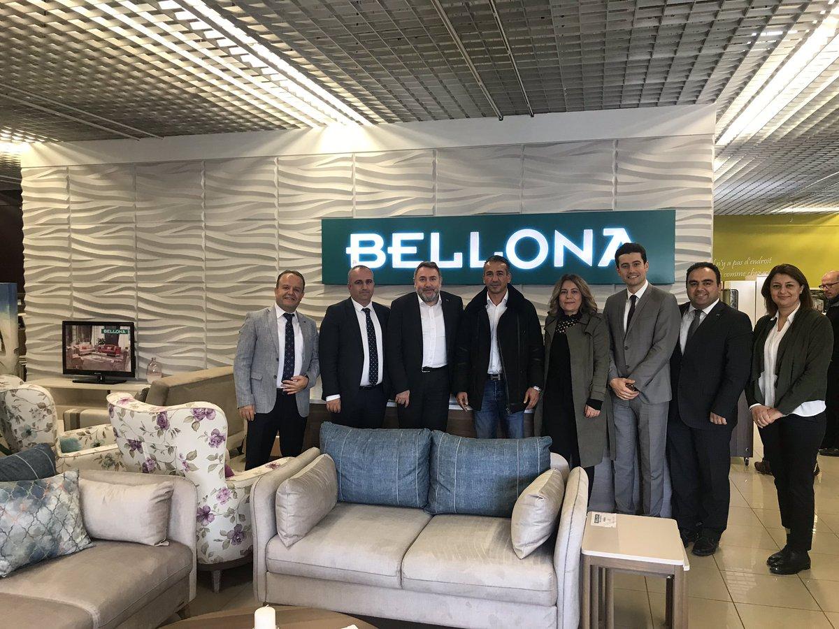 Paris'te Serdar-Menekşe Kul kardeşlerin işlettiği 2 mağazasından Bellona mağazasına misafir olduk. Satışlar burada da gayet iyi @bellona @boydakkurumsal #TarzArayanaBellona