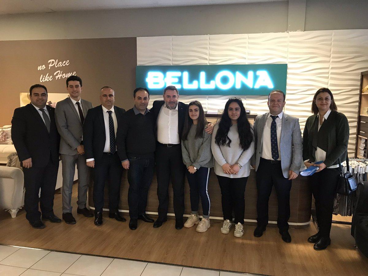 Blois Bellona bayimiz Gazi Aydın beyi ziyaret ettik. Markamızı başarılı bir şekilde temsil ettiğini görüp mutlu olduk @bellona @boydakkurumsal #TarzArayanaBellona
