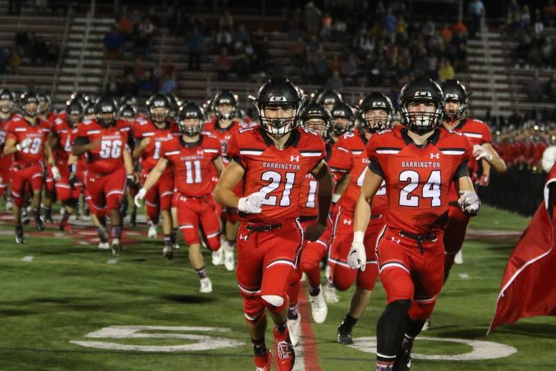 Barrington Football On Twitter Two Words Bronco Nation Game Day
