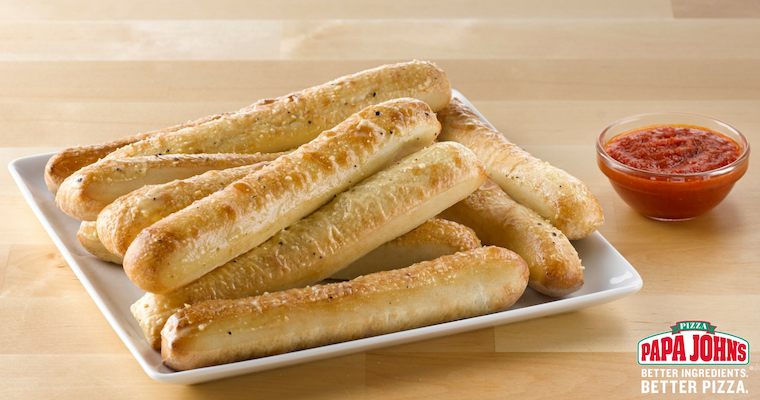 Papa John S Pizza Kansas City A Twitter Two Breadsticks Are In An Oven And One Says Phew It S Hot In Here And The Other Breadstick Says Oh My Gosh A Talking Breadstick