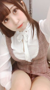 AV女優椎葉みくるのTwitter自撮りエロ画像19